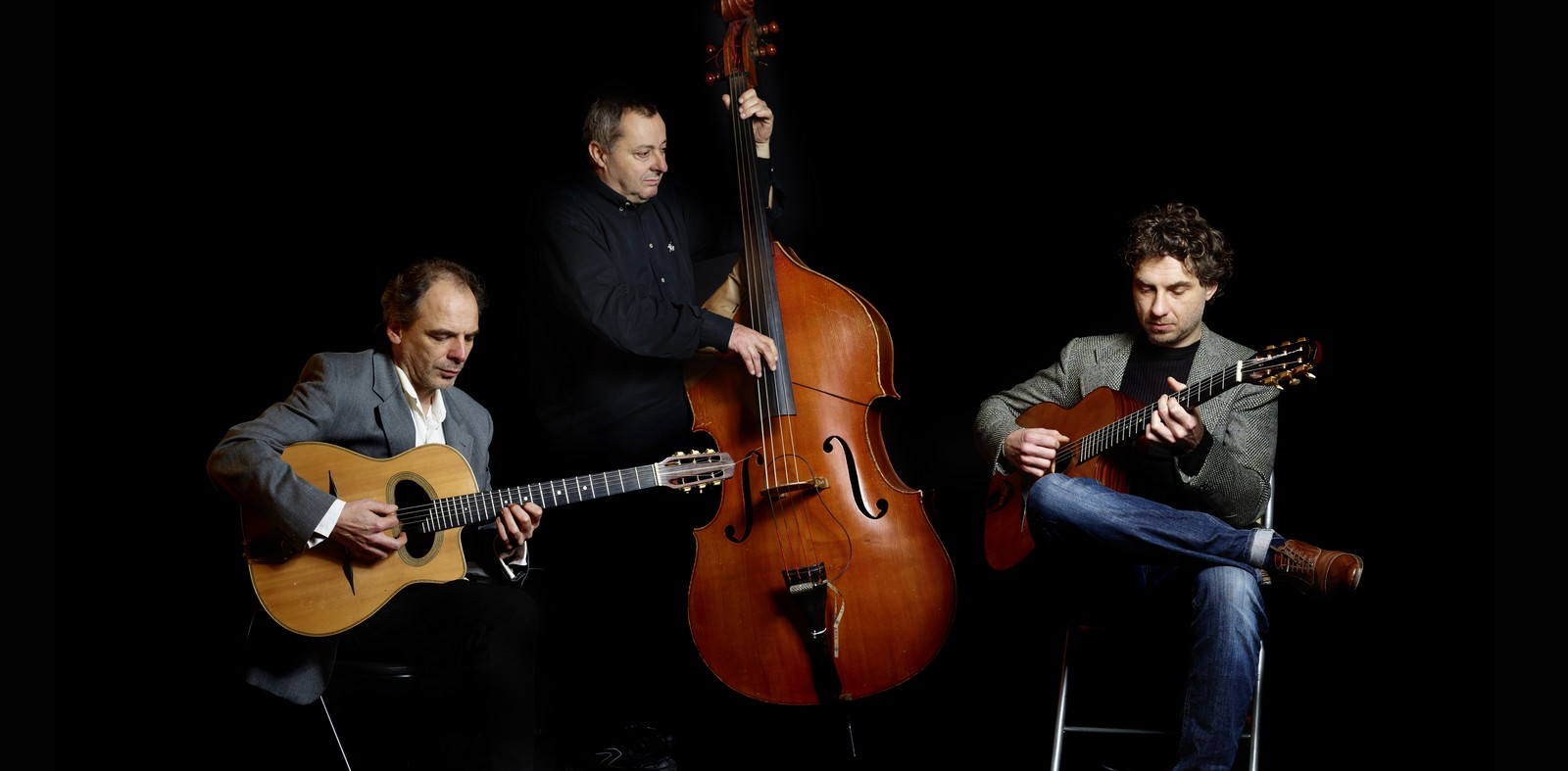 Djambolulù Swing Trio – Audio Requirements