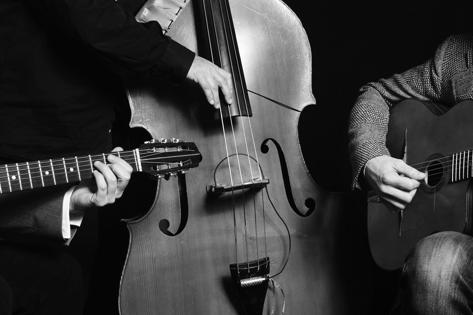 Djambolulù Swing Trio – Bio